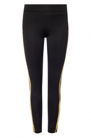 Side-stripe leggings od Plein Sport