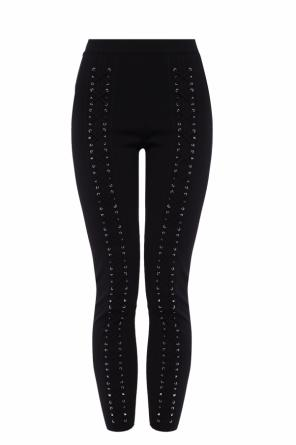 Studded leggings od Philipp Plein