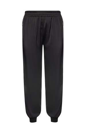 Side-stripe trousers od Philipp Plein