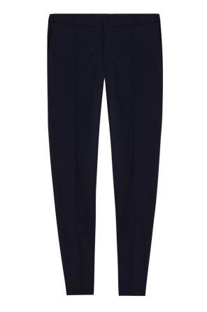 Pleat-front trousers od Giorgio Armani