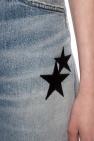 Amiri High-waisted jeans