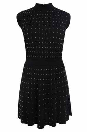 Studded dress od Balmain