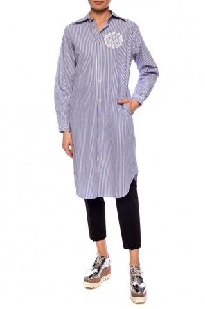 Patterned dress od Vivienne Westwood