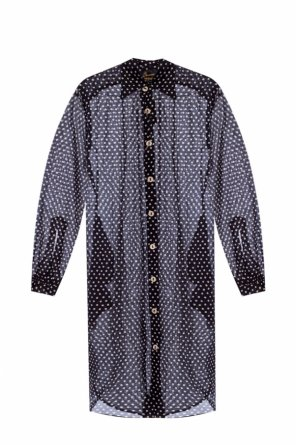 Patterned dress od Vivienne Westwood