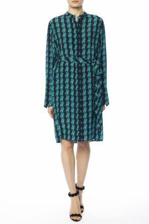 Patterned dress od Diane Von Furstenberg