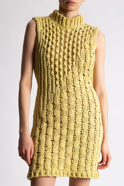 Salvatore Ferragamo Knitted dress
