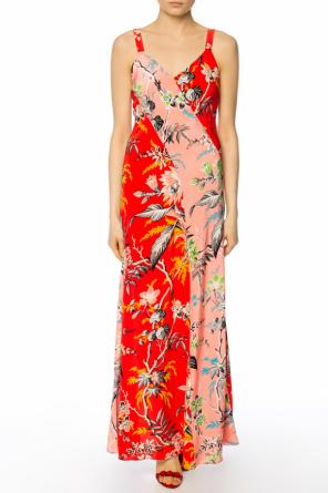 Printed dress od Diane Von Furstenberg