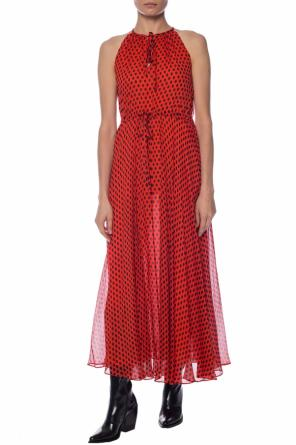 Polka dot dress od Diane Von Furstenberg