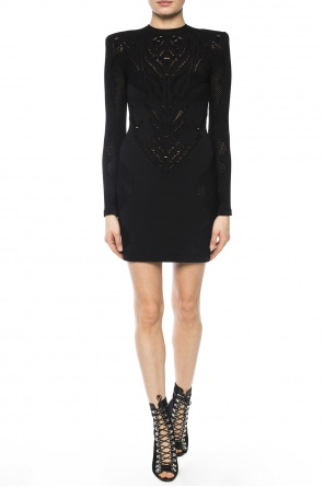 Crewneck dress od Balmain