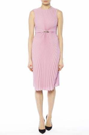 Pleated dress od Salvatore Ferragamo