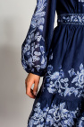 Zimmermann Floral-motif dress