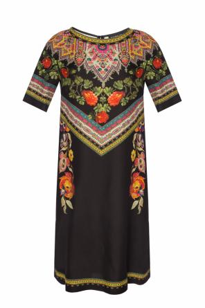 Embroidered dress od Etro