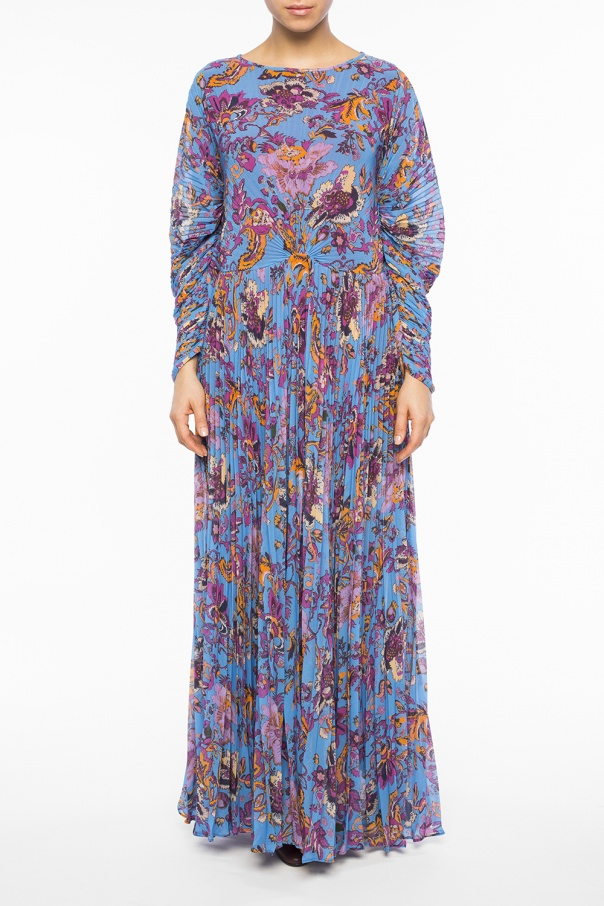 Patterned dress od Etro
