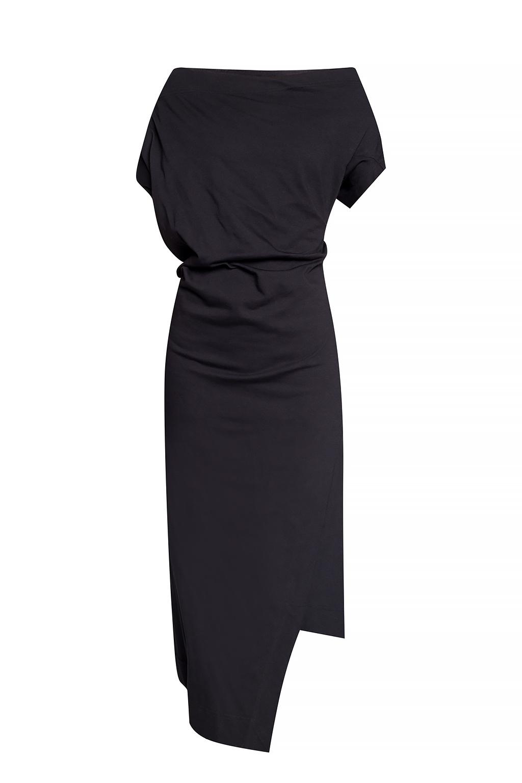 Vivienne Westwood Asymmetrical dress