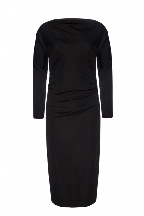 Draped dress od Vivienne Westwood