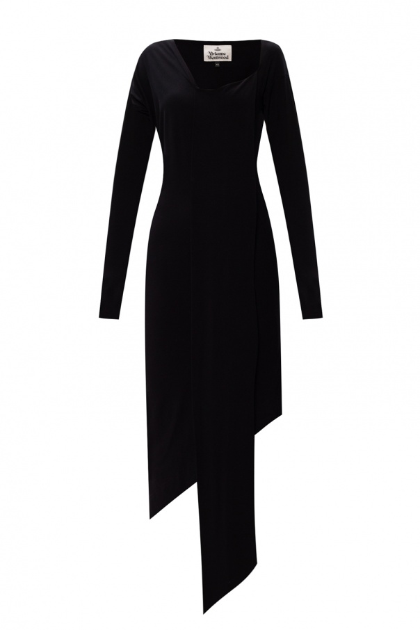 Vivienne Westwood 不对称连衣裙