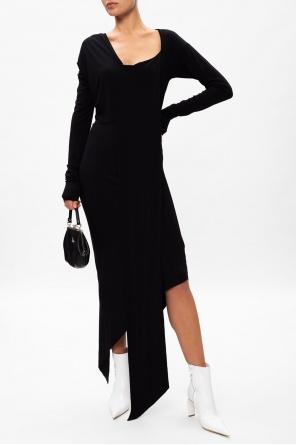 Asymmetrical dress od Vivienne Westwood