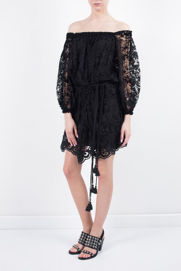 Short Lace Dress Chloe Vitkac Shop Online