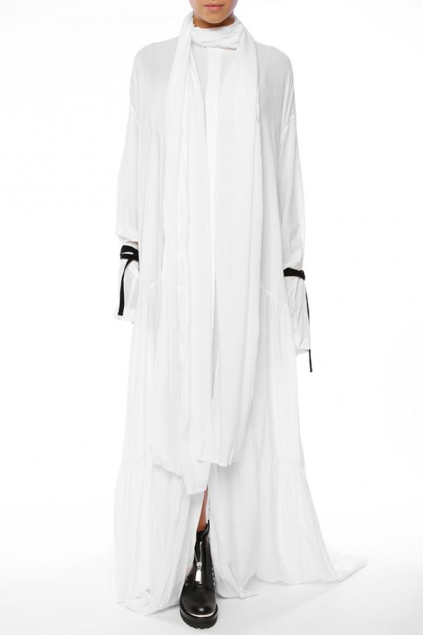 Dress with scarf od Ann Demeulemeester
