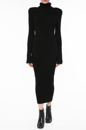 Turtleneck pencil dress od Haider Ackermann