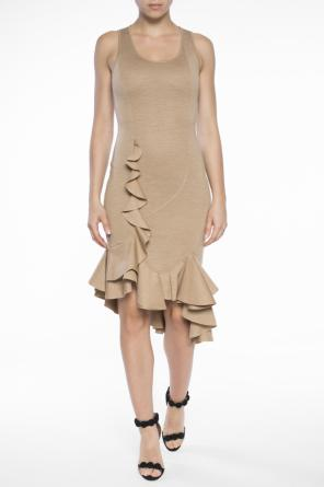 Dress with ruffles od Givenchy