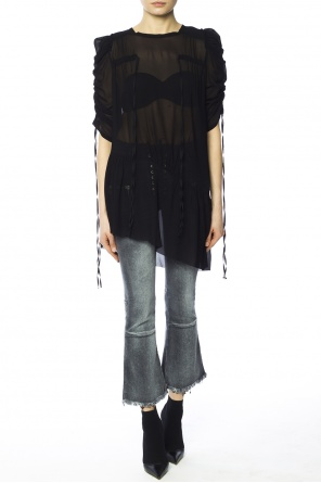 Sheer top od Ann Demeulemeester