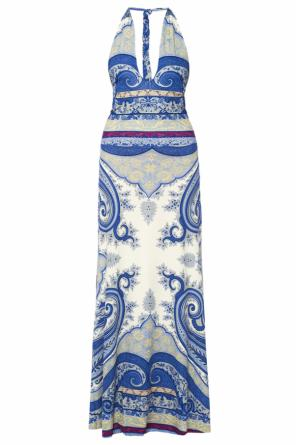 Neck tie dress od Etro