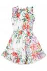 Zimmermann Kids Floral print dress