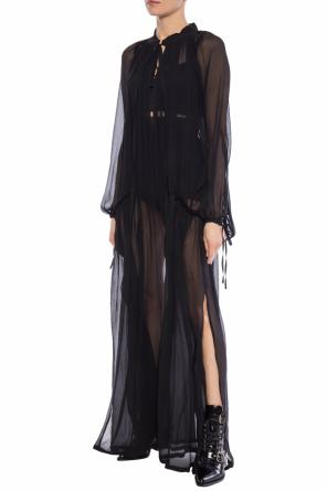See-through dress od Ann Demeulemeester