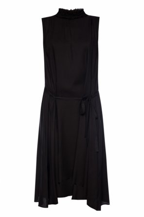 Dress with tie fastening od Ann Demeulemeester
