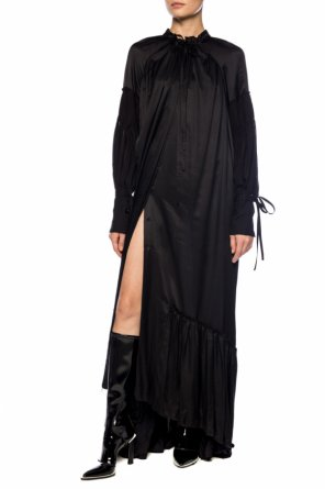 Dress with gathers od Ann Demeulemeester