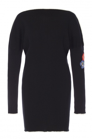 Embroidered dress od Sonia Rykiel
