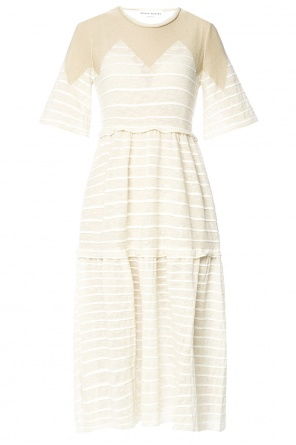 Ribbed dress od Sonia Rykiel