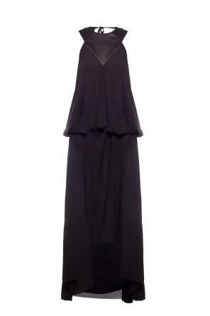 Gathered dress od Ann Demeulemeester