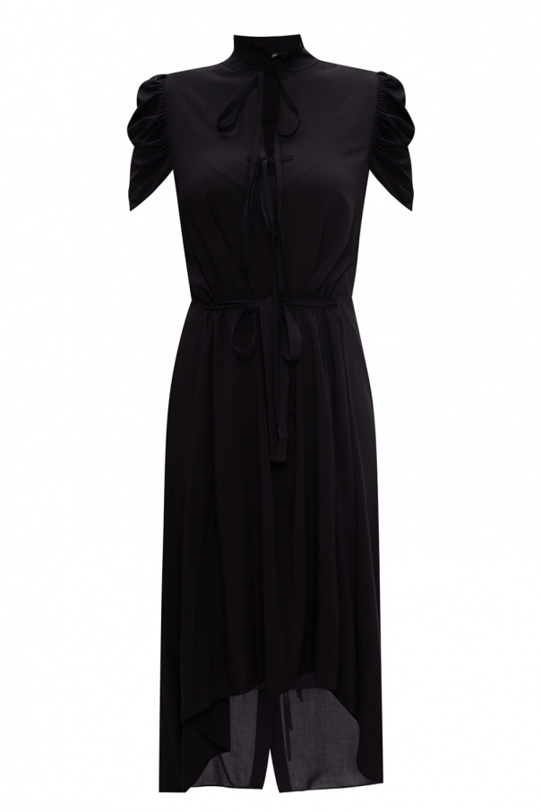 Ann Demeulemeester Asymmetric dress