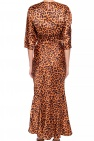 The Attico Leopard print dress