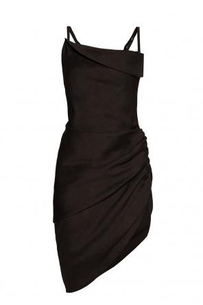 Sukienka na ramiączkach 'la robe saudade' od Jacquemus