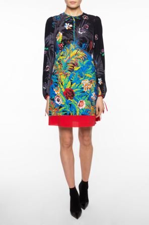 Patterned dress od MSGM