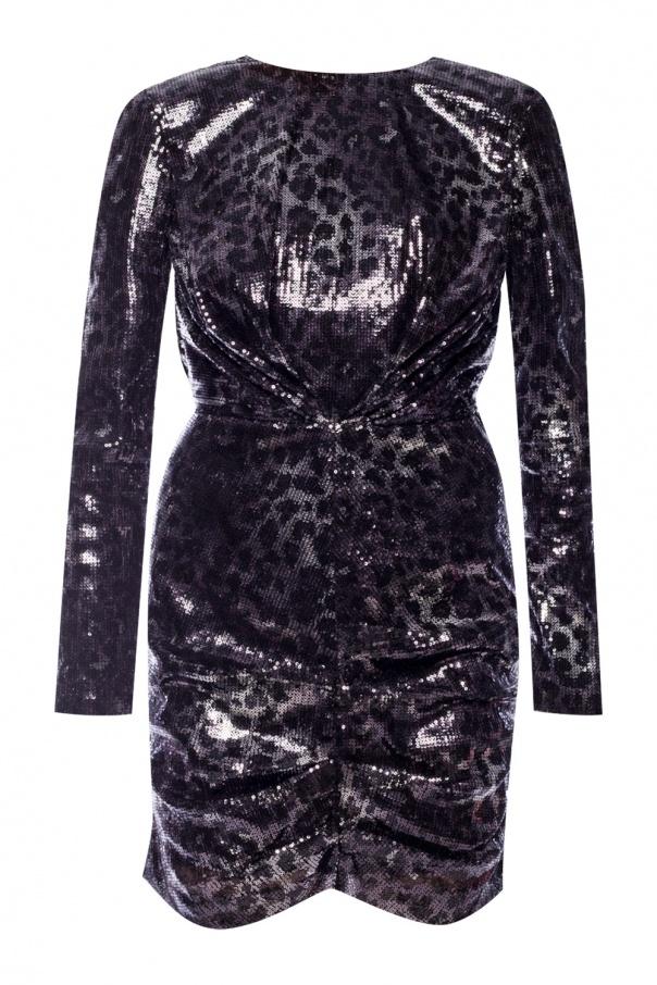 cfe3eee17e6b Leopard print dress MSGM - Vitkac shop online