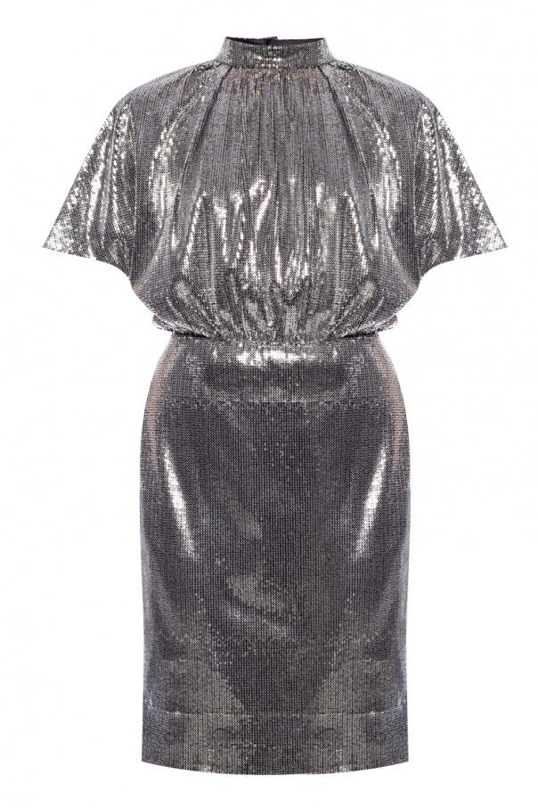 MSGM Sukienka z odkrytymi plecami