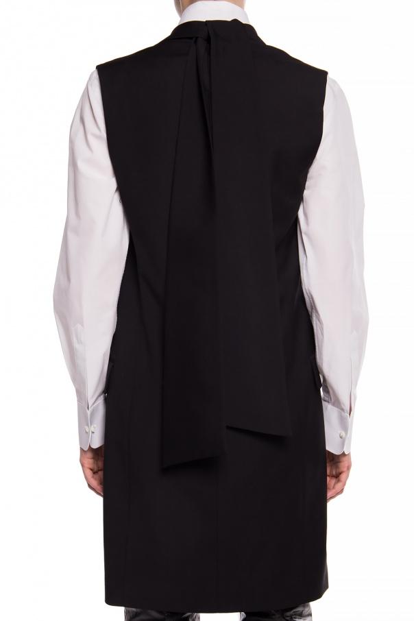 MSGM Sukienka bez rękawów uHFyFrQj