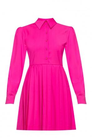 Pleated dress od MSGM