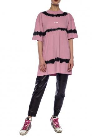 Dress with logo od MSGM
