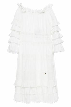 Ruffle dress od Zimmermann