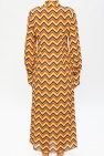 M Missoni 图案连衣裙