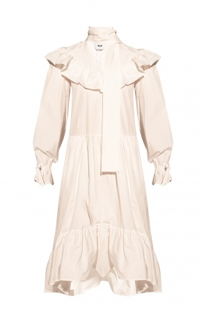 Ruffled dress od MSGM