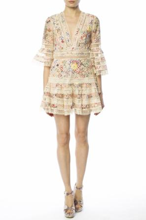 Short lace dress od Zimmermann