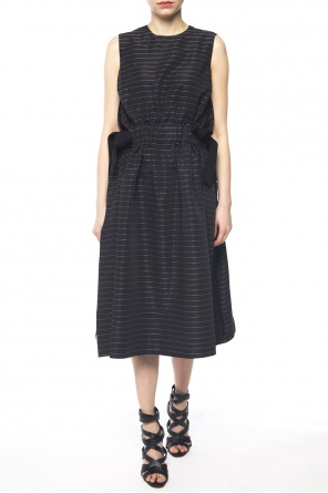 Double striped dress od Comme des Garcons Ninomiya