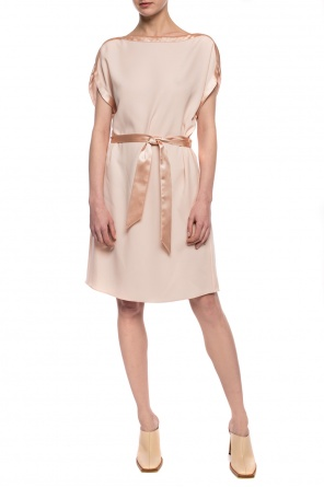 Belted dress od Emporio Armani