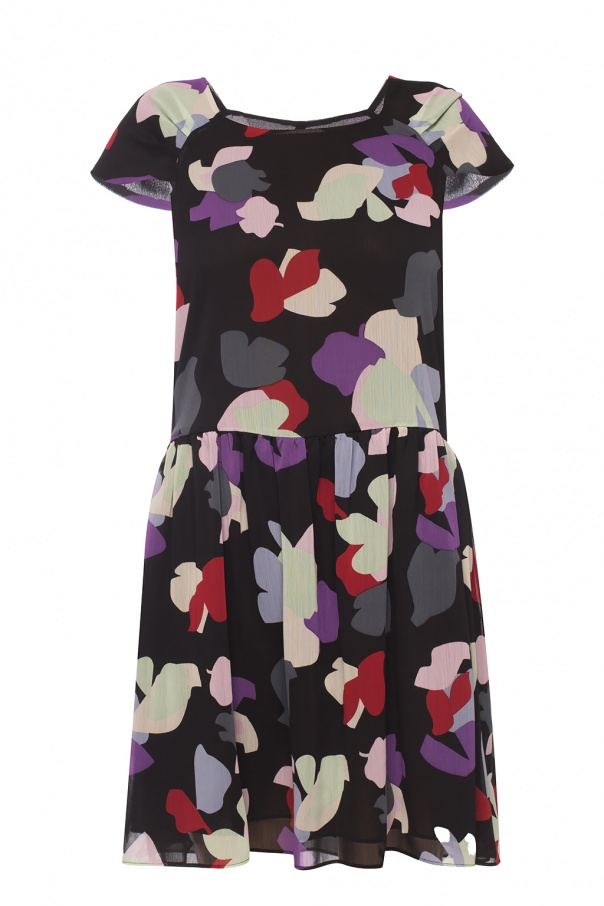 Ruffle dress od Emporio Armani